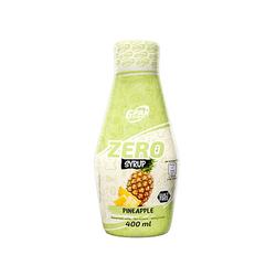 6Pak Syrup Zero 400 ml Bez Cukru Odchudzanie - Pineapple