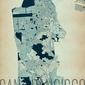 San Francisco - Artystyczna mapa