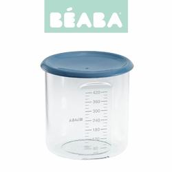 Beaba, Słoiczek z hermetycznym zamknięciem 420 ml blue