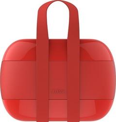 Lunchbox food à porter czerwony