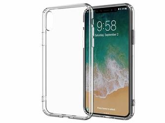 Etui PURO Clear Cover Apple iPhone XXs Przezroczyste