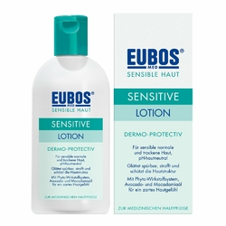 Eubos Sensitive Dermo Protectiv balsam dla cery delikatnej