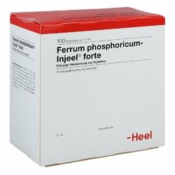 Ferrum Phos. Injeele forte 1,1 ml