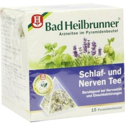 Bad Heilbrunner Tee Schlaf-nerven i.Pyram.Btl.