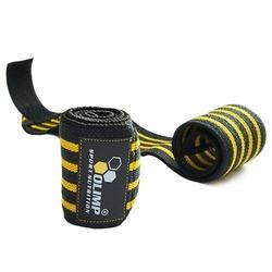 OLIMP Usztywniacze nadgarstków - Olimp - Yellow Black