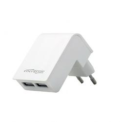 Gembird Ładowarka 2 portowa USB 2.1Abiała