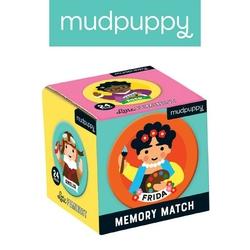Gra mini memo mudpuppy - niezwykłe kobiety