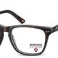 Okulary oprawki optyczne, korekcyjne montana ma68g panterka
