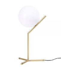 Lampka dekoracyjna ze szklanym kloszem halm 2