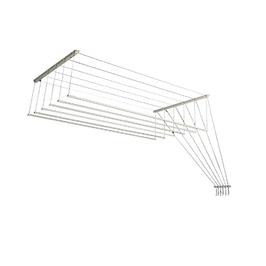 Suszarka na pranie łazienkowa sufitowa snb 1,6 m