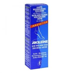 Akileine nutri-repair krem regeneracyjny do stóp