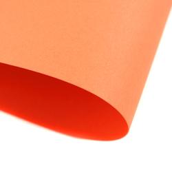 Fotokarton 300g A4 - pomarańczowy jasny - POMJAS