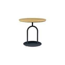 Loft decora :: stół restauracyjny kamerton okrągły śr. 70 cm