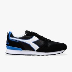 Sneakersy męskie diadora olympia - czarny