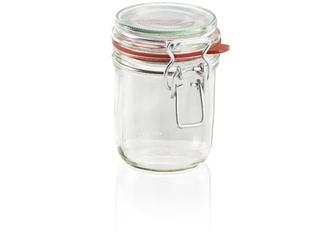 Słoik z hermetycznym zamknięciem 370 ml