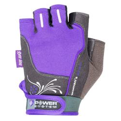 POWER SYSTEM Rękawice - Womans Power - Purple - L