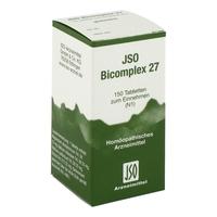 Jso bicomplex heilmittel nr. 27
