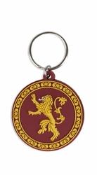 Gra o tron Złoty Lew Ród Lannister - brelok