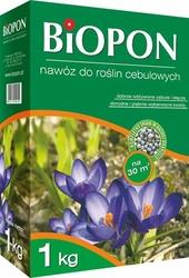 Biopon, nawóz granulowany do roślin cebulowych, 1kg