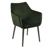 Krzesło z podłokietnikami neira welur