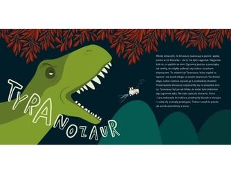 Tyranozaur i traktorzystki książka