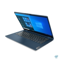 Lenovo laptop thinkbook 14s yoga 20we0023pb w10pro i7-1165g716gb512gbint14.0 fhdtouchabyss blue1yr ci
