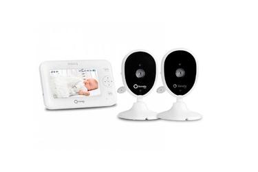 Lionelo babyline 8.1 niania elektroniczna 2 kamery