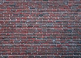 Ceglana ściana - fototapeta