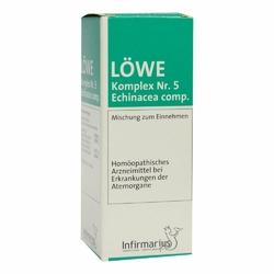 Loewe Komplex Nr. 5 Echinacea comp. Tropfen