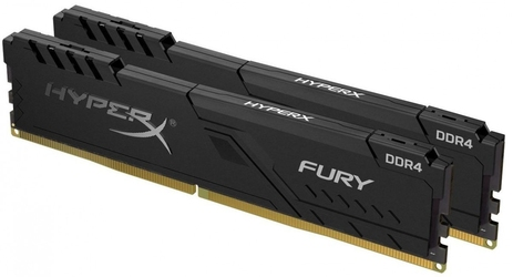 Hyperx zestaw pamięci ddr4 fury black 16gb3600 2x8gb cl17