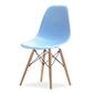 Krzesło ogrodowe tunis wood niebieskie