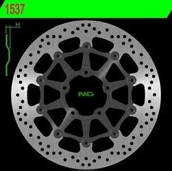Ng1537 tarcza hamulcowa przód kawasaki zx 10r 16-