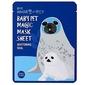 Holika holika baby pet magicmask sheet whitening seal, rozjaśniająca maseczka na przebarwienia i piegi