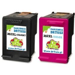 Tusze Zamienniki 302 do HP X4D37AE komplet - DARMOWA DOSTAWA w 24h