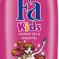 Fa Kids Mermaids, żel pod prysznic dla dzieci, 250ml