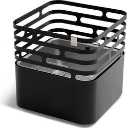 Palenisko Cube stalowe czarne