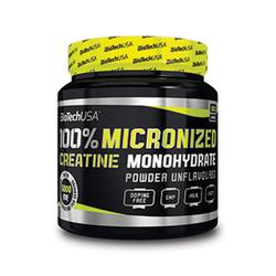 BioTech USA 100 Creatine Monohydrate - 1000g