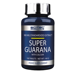 SCITEC Super Guarana - 100tabs