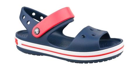 Crocs crocband sandal kids 12856-485 2021 granatowy