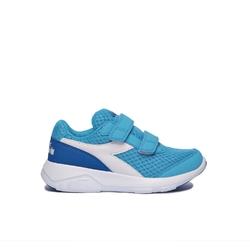 Buty biegowe dziecięce diadora eagle 3 jr v - niebieski