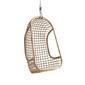 Hk living :: rattanowy fotel wiszący - naturalny