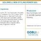 Goldwell men power gel, żel do stylizacji dla panów 150ml