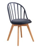Krzesło albert na bukowych nogach