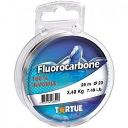 Fluorocarbon tortue 25m 0,10 mm
