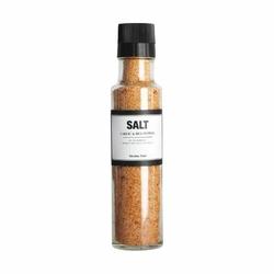 Sól z czosnkiem i chili z młynkiem Nicolas Vahe