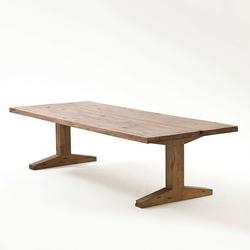 Oak classic stół dębowy bassano