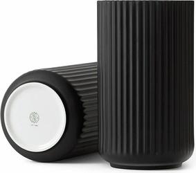 Wazon Lyngby czarny 31 cm