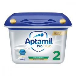 Aptamil profutura 2 mleko następne od 6 m. życia w proszku
