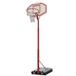 Zestaw kosz do koszykówki master + piłka spalding tf-250 + pompka