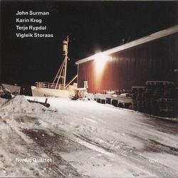 Nordic quartet - john surman płyta cd